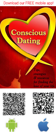 Download FREE Conscious Dating app!